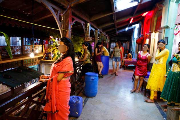 Prostitutes Bilaspur
