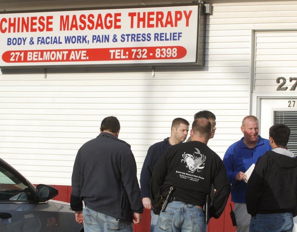 Erotic massage Worcester